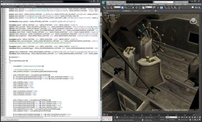 функция SDK в 3ds Max