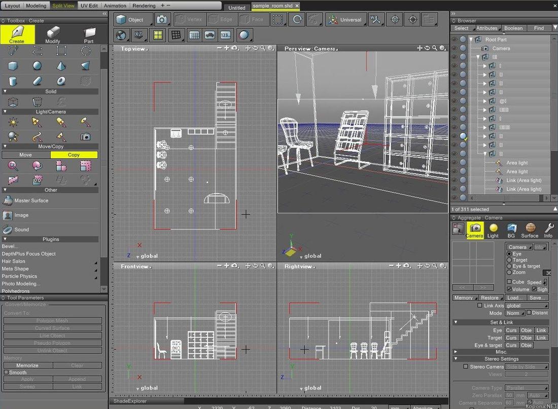 Самоучитель по 3D моделированию в Autocad
