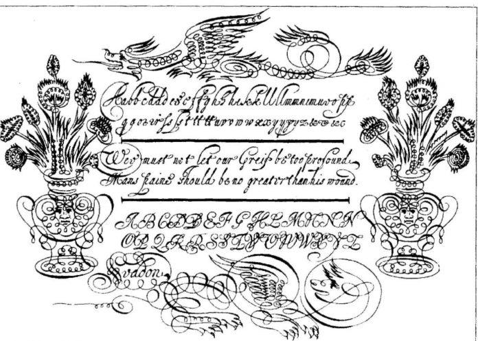 Создание шрифта